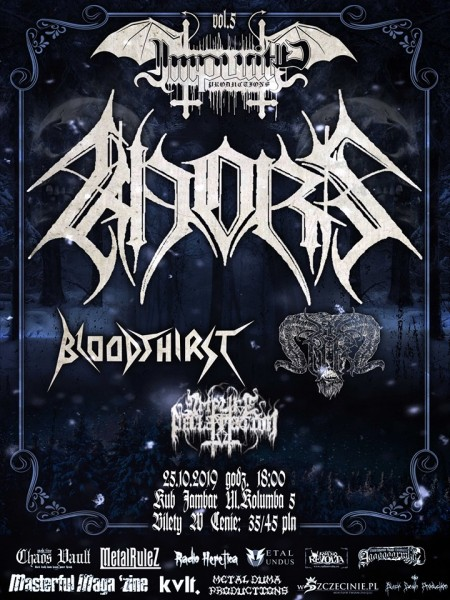 10/25/2019: Impurity Death Fest vol. 5